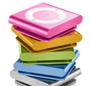 苹果第四代iPod shuffle详解