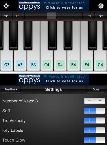 音乐家不是梦 苹果iOS乐器模拟应用集合