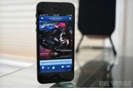 音乐应用Pandora 4.0版发布 安卓版也即将升级