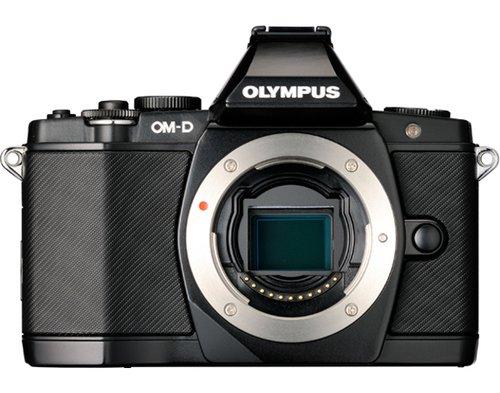 奥林巴斯发布E-M5 Ver. 1.2版固件升级
