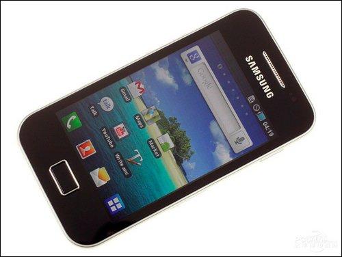入门级Galaxy智能机 三星S5830i报1299元