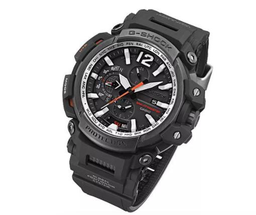 卡西欧推出新款GPS自校准手表 让你时刻准时