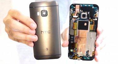 HTC One M9�����Ƶ���ڲ����츴�Ӳ�ⷱ��