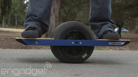 One Wheel单轮滑板试用视频