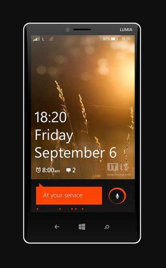 传诺基亚明年推Lumia 1820/2020 配光场相机