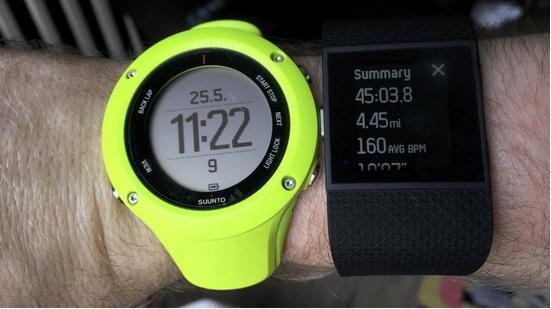 心率监测智能手表的误差率普遍在10%左右