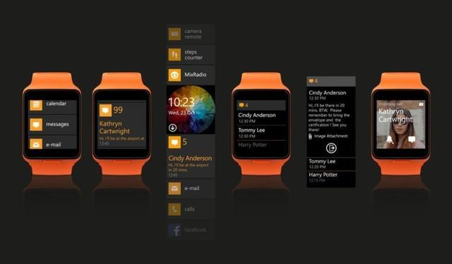 诺基亚Moonraker智能手表原型上手 真的让人惊艳