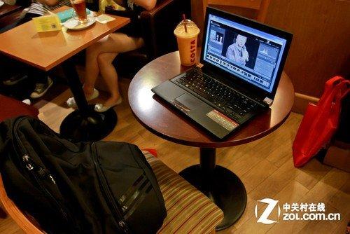 摄影师的最佳选择 东芝R800用户采访