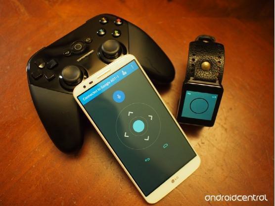 没有遥控器 Android TV将用这些设备来控制