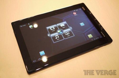 美版ThinkPad平板推送Android 4.0升级