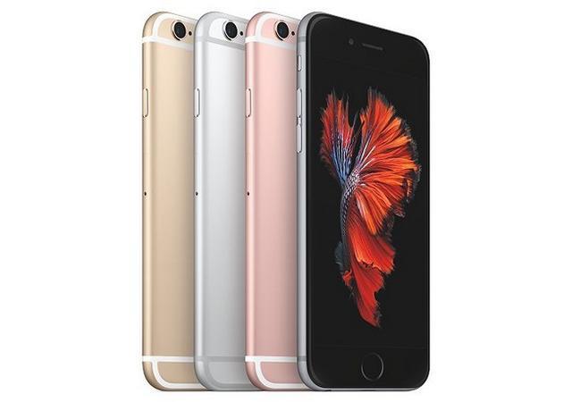 iPhone 6s预购破纪录 国行版真机亮相
