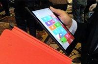 ThinkPad 8平板上手 续航8小时配1920×1200屏