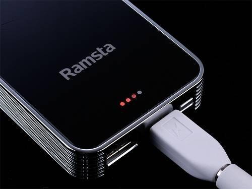 iPhone 4s贵族血统传承 Ramsta移动电源202图赏