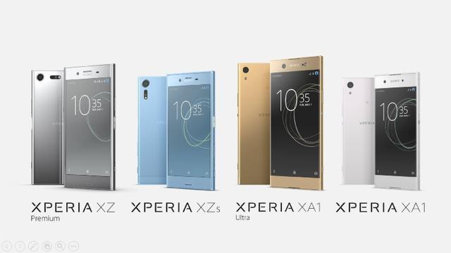 索尼XZ Premium国行6月开卖 无缘骁龙835首发