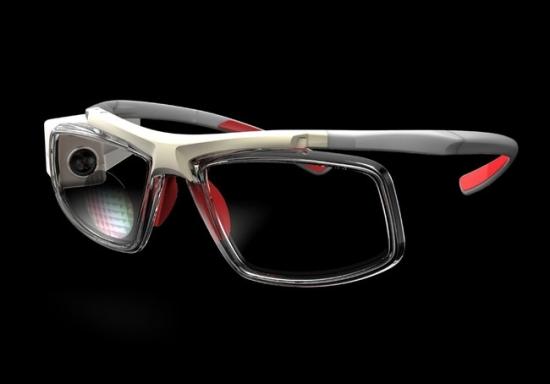 传智能眼镜GlassUp明年将上市 售价约2500元