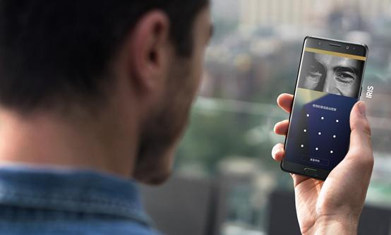 虹膜识别引爆手机市场为时尚早