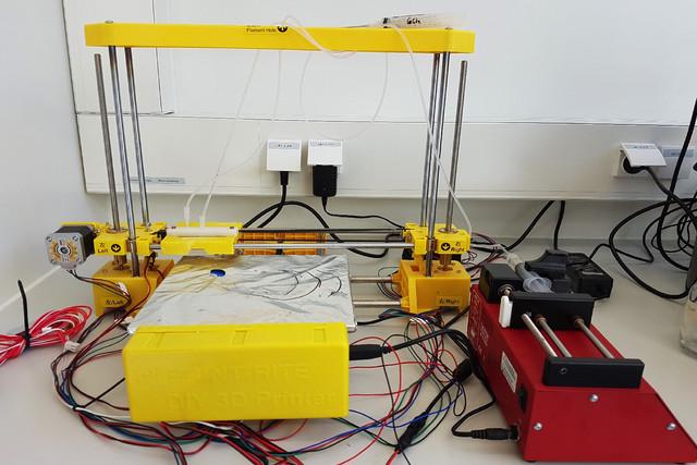 3D打印会发展成啥样?细菌都能当做原材料使用