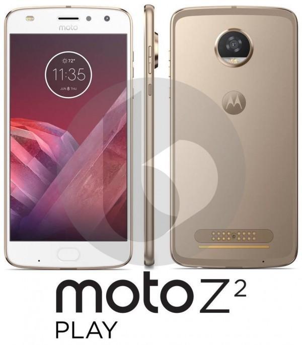 Moto Z2 Play可能长这样 坚持模块化设计
