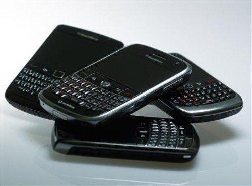 黑莓事故加速用户转移iOS和Android