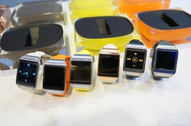 三星发布Note 3及首款智能手表GALAXY Gear