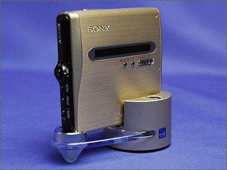 超强音质表现 sony NH-1 MD播放器评测