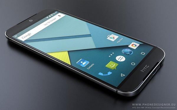 HTC M9高清渲染图曝光 史上最美智能机