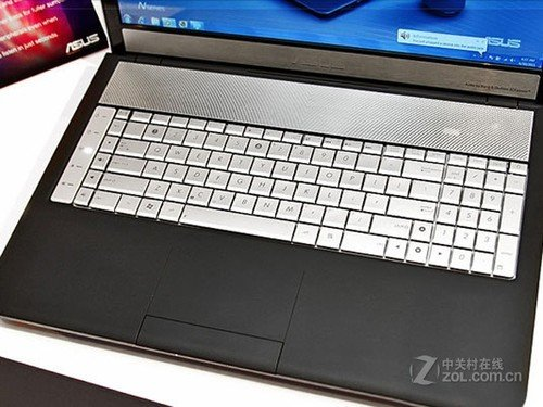 i7芯配独显 华硕N75游戏本跌破8000元