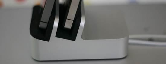 平板手机都适用的充电底座推出 全铝材质