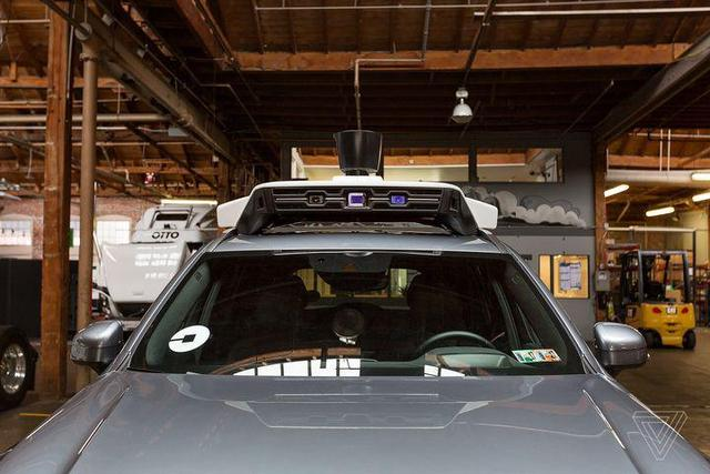 Uber都承认了 自动驾驶技术不如谷歌