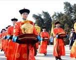 龙年天坛皇家祭天