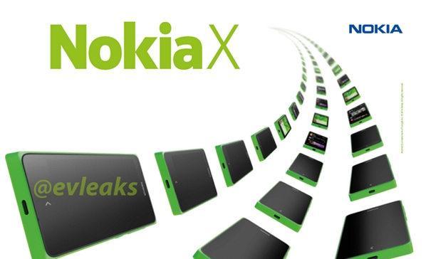 诺基亚X官方宣传图曝光 或售667元