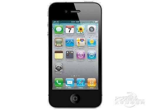 屡破新低 苹果iPhone4 8G最新报价3548元