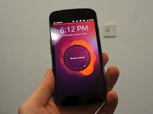 手机版Ubuntu系统你应该知道的五件事