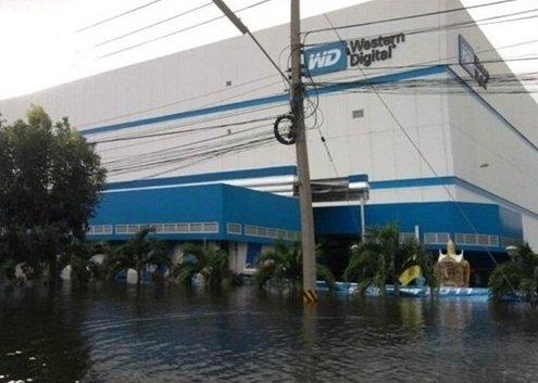 泰国洪水致PC增长幅度下降 需2年恢复