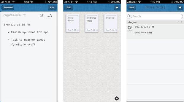 四款iPhone日记软件推荐 将每一天用心记录