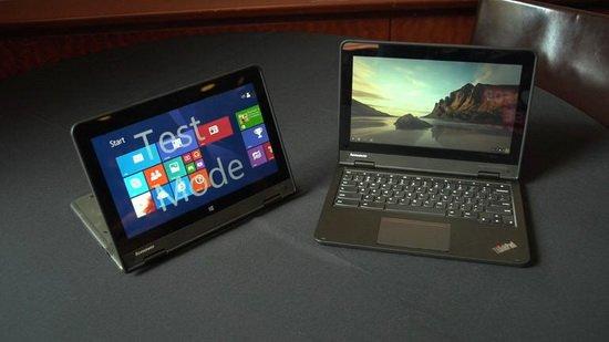联想推11英寸低价笔记本 拥有Chrome OS版本
