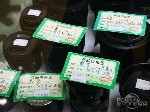 百元淘中古神器 二手摄影器材城探秘
