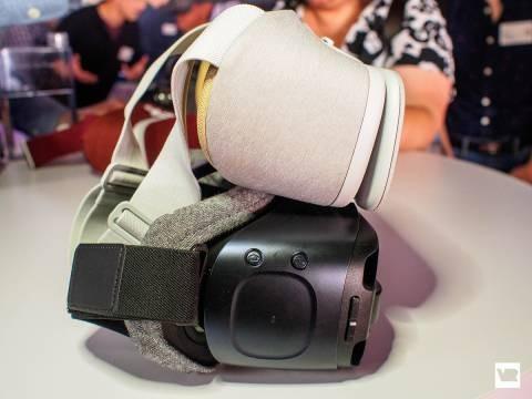 Daydream View对比Gear VR 谁才是最好的移动VR