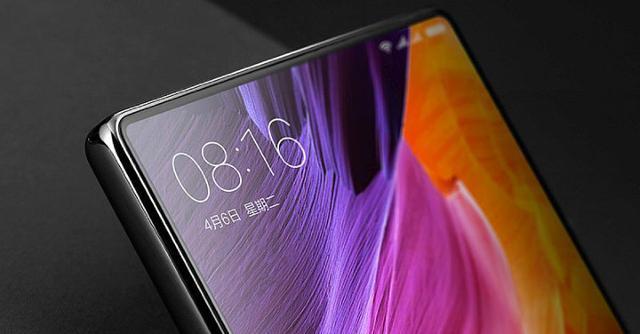 小米Mix 2改用曲面AMOLED显示屏 屏占比则会提升至93%边框更窄