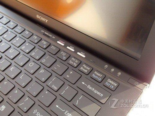 i5芯256G固态硬盘 索尼Z217高端本到货