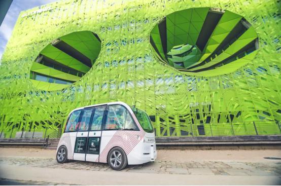 自动驾驶汽车又要上路了 不过这回厉害了是巴士
