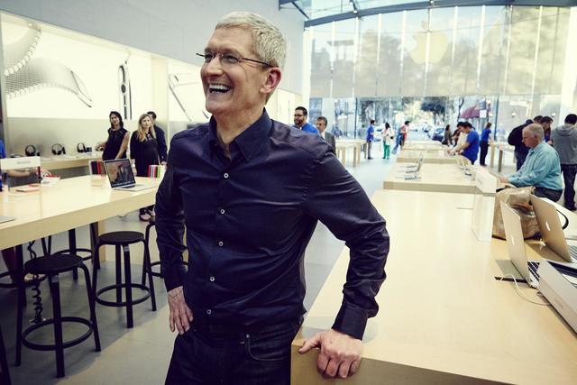 苹果将在中国设立研发中心 年内晚些时候落成