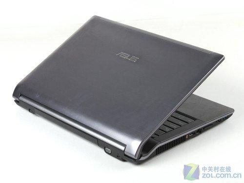 i5芯GT540M独显 华硕N53游戏本4880元