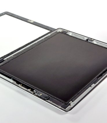 苹果iPad2真机拆解高清图