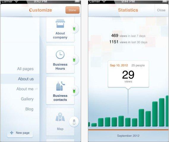 M.dot:五分钟建立属于自己的手机网站