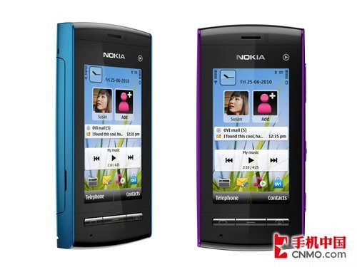 2000元内智能手机推荐 诺基亚5250领衔