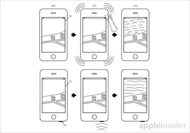 苹果新专利让地图更逼真 水面涟漪树叶摆动