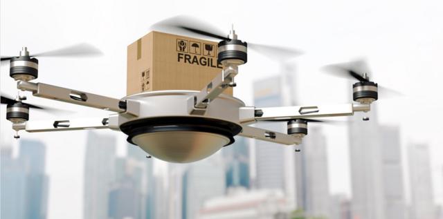 如何解决最后一公里难题?这四家创业公司想要用无人机或者无人车送货 第2张