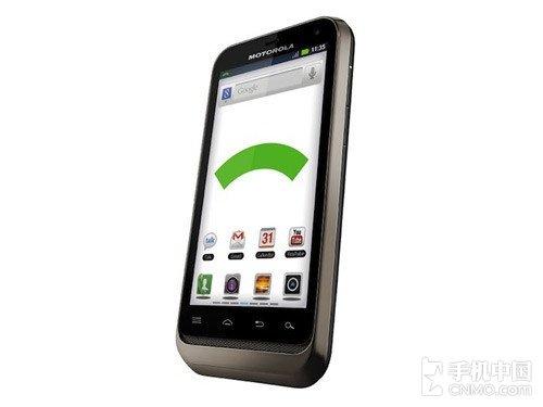 千元Android智能 摩托罗拉Defy XT上市