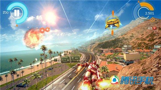 钢铁侠3重磅来袭 Gameloft同名游戏今日发布